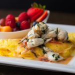 Crab Meat Omelet